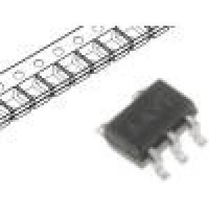 MCP6001T-I/LT Operační zesilovač 1MHz 1,8-5,5VDC Kanály:1 SC70-5