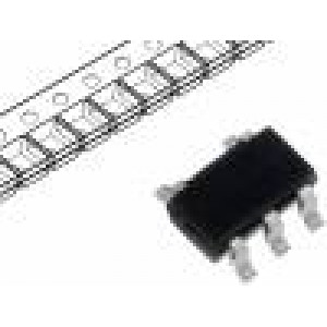 MCP6281RT-E/OT Operační zesilovač 5MHz 2,2-5,5VDC Kanály:1 SOT23-5