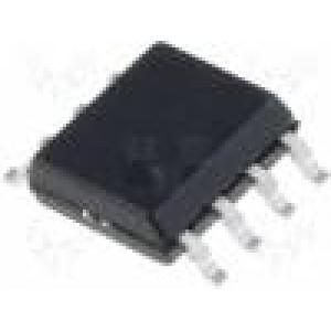 TL072CD Operační zesilovač 3MHz 7-36VDC Kanály:2 SO8