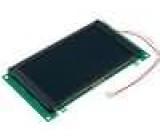 Zobrazovač LCD grafický FSTN Negative 240x128 LED 2PIN0