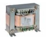 Transformátor síťový 230VAC 260V 260V 3,15V 3,15V 5V 6,3V