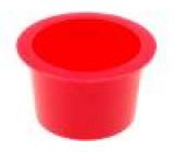 Zátka stříkačky barva červená Řada výrobce:500 pro stříkačky