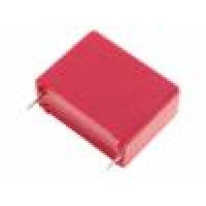 Kondenzátor polyesterový 6,8uF 40VAC 63VDC Rozteč:15mm