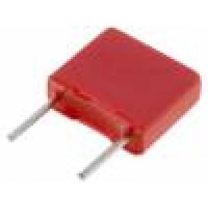 Kondenzátor polyesterový 330nF 30VAC 50VDC Rozteč:5mm