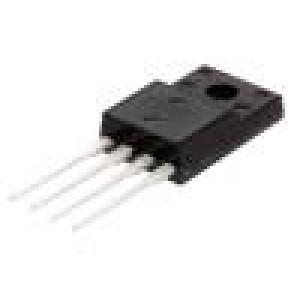 KA5H0380RTU IC analogový přepínač Kanály:1 TO220F-4