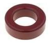Ferit: prstencový Dl: 11,1mm Øvnitř: 19,8mm Øprům: 33mm 11nH