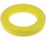Ferit: prstencový Dl: 12,7mm Øvnitř: 49mm Øprům: 77,2mm 80nH