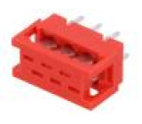 Konektor Micro-MaTch redukce PIN:6 IDC, THT 1,27mm 1,5A