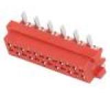 Konektor Micro-MaTch zásuvka PIN:12 svislý SMT 1A