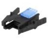Konektor kabel-kabel/plošný spoj Mini-Clamp zástrčka zásuvka