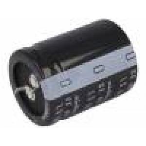 Kondenzátor elektrolytický SNAP-IN 2700uF 50V Ø22x30mm ±20%