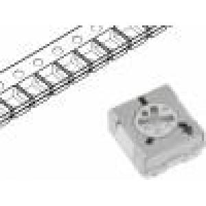 Potenciometr montážní - trimr jednootáčkový 20kΩ 250mW SMD ±20%