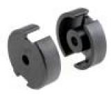 Feritové jádro Mat:3F3 2850nH 6g 1120mm3 43,3mm2 A:13,4mm