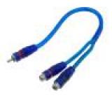 Kabel pro aktivní subwoofer, k zesilovači