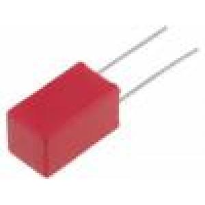 Kondenzátor polypropylénový 22nF 100VDC 5mm ±5% 3x7,5x7,2mm