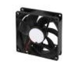 Ventilátor DC axiální 24VDC 92x92x25mm 126,75m3/h 47dBA IP68