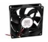 Ventilátor DC axiální 12VDC 92x92x25mm 126,75m3/h 47dBA IP56