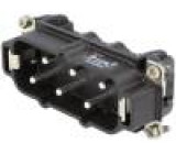Konektor heavy|mate Pouz velikost E16 Řada C146 vidlice 400V