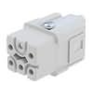 Konektor heavy|mate Pouz velikost A3 Řada C146 zásuvka 400V