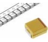 Kondenzátor tantalový SMD 4,7uF 25V Pouz B ±10% -55÷125°C