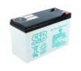 Akumulátor - baterie kyselino-olověné 12V 9Ah 151x65x94mm