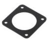 Těsnění zásuvky Řada DS/MS límec (4 otvory) Pouz velikost 18