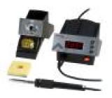 Pájecí stanice čislicová ESD 80W 50÷450°C 230VAC 24V