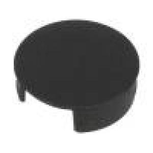 Víčko polyamid černá zatlačované Určení: A3020,A3120