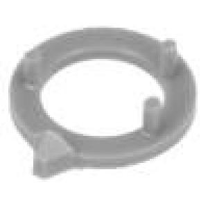 Ukazatel ABS šedá zatlačované: A2531,A2631 Shape: arrow