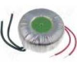 Transformátor toroidní 100VA 230VAC 48V 2,08A 1,1kg Ø:92mm