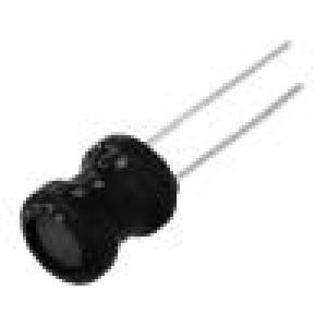 Tlumivka  vinutá 22uH 1,9A 0,09Ω THT ±10% svislý Rozteč:5mm
