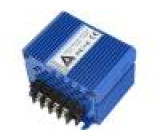 Zdrojměnič napětí Uvýst max:13,8VDC 12A Výv: šroubová svorka
