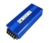 Zdrojměnič napětí Uvýst max:13,8VDC 36A Výv: šroubová svorka