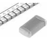 Kondenzátor keramický MLCC 3,3nF 50V C0G ±5% SMD 1206