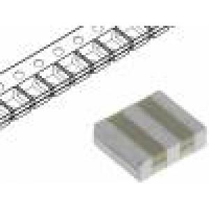 Rezonátor keramický 16MHz SMD 4,7x4,1x1,6mm ±0,5%