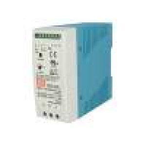 Zdroj spínaný vyrovnávací 40,02W 13,8VDC 13,8VDC 1,9A 300g