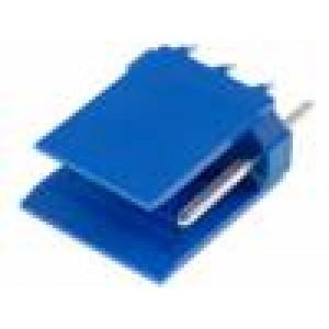 Zásuvka kabel-pl.spoj vidlice 4 PIN 2,54mm THT HE14 3A přímý