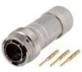 Konektor kulatý vidlice Řada: RT360 Pouz: velikost 12 zástrčka