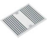 Rezistor na pásce topný lepením 73,65Ω 80W Výv: pájecí body