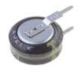 Kondenzátor elektrolytický záložní, superkondenzátor THT 3,6V