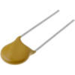 Pojistka polymerová PTC 50mA Ø0,51x7,6mm
