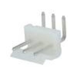Zásuvka kabel-pl.spoj vidlice PIN:3 5,08mm THT 250V 7A 10mΩ