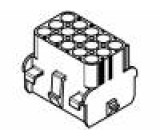 Konektor vodič-vodič Řada: MLX zástrčka/zásuvka 6,35mm PIN:6