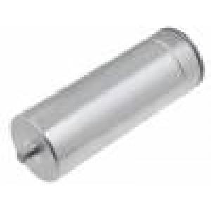 Kondenzátor polypropylénový jednofázový Q@50Hz:3,33kVAR 7,4A