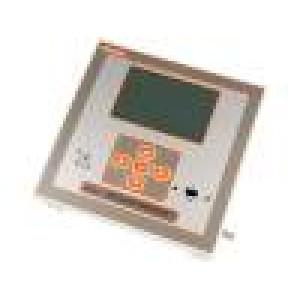 Modul: regulátor jalového výkonu Výstupy:8 -20÷60°C