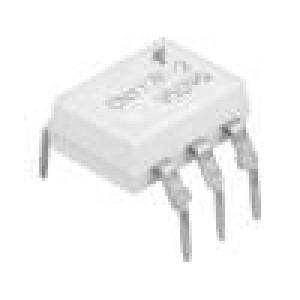 CNY17F2TVM Optočlen Kanály:1 Výst: tranzistorový