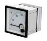 Panel meter  analog 150V