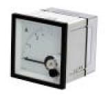 Panel meter  analog 2,5/5A