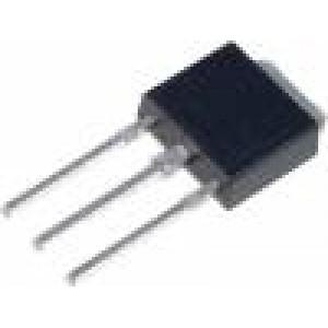KSH122ITU Tranzistor: NPN Darlington 100V 8A 1,75W TO251