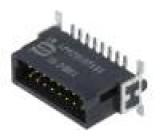 Konektor plošný spoj-plošný spoj vidlice PIN:16 1,27mm 2,3A